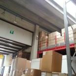 Deposito per stoccaggio merci in attività soggetta ai controlli di prevenzione incendi