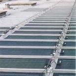 Fotovoltaico integrato su biblioteca